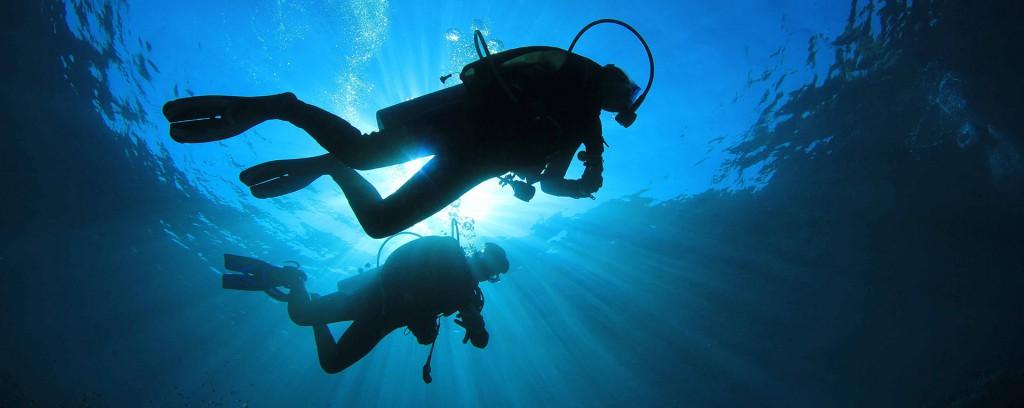 Licencias subacuáticas